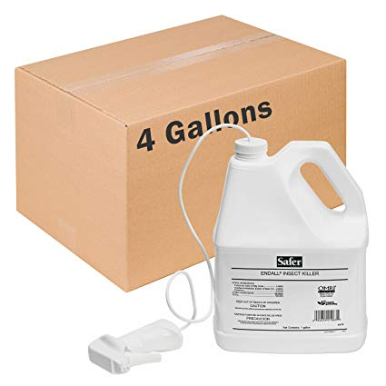Safer Brand End All With Neem oil 1 Gal RTU - 4 pack - 5102GAL