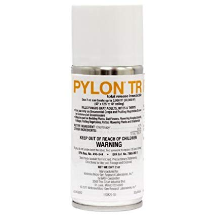 Pylon TR Total Release Insecticide 2 oz. Can - 12 pack