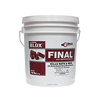 Final Rodenticide 18 pound pail BELL-1017