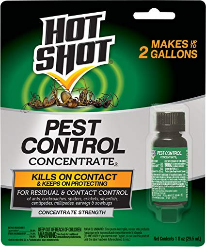 Hot Shot Pest Control Concentrate2 (HG-96376) (Pack of 12)